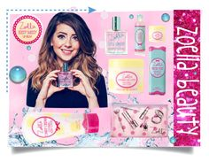 """""""Zoella beauty collection"""" by cloclo28 ❤ liked on Polyvore"""