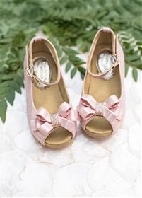 Joyfolie - Holiday Gemi Shoes in Pale Pink