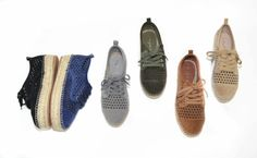 Rileyy is the perfect hybrid - espadrille/sneaker