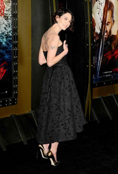 Lena Headey # Attends L.A.Premiere of 300:Rise of an Empire