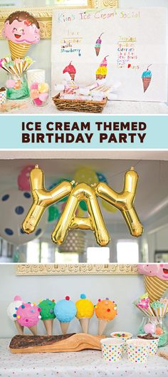 Easy Simple Birthday Decoration