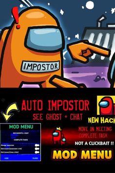 Free Among Us Hack Generator 2021 In 2021 Imposter Black Phone Background Hacks