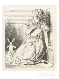 Fairymelody's collection: Alice Lewis Carroll 12