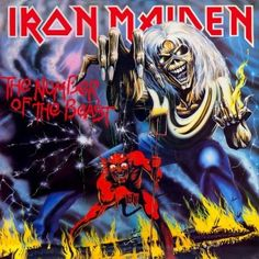 Iron Maiden - The Number of the Beast (1982) - MusicMeter.nl