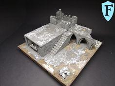 Tabletop, Wargaming Terrain, Ceramic Sculptures, Table Games, Lego Star Wars, Minis, Buildings, Crafting, Miniatures
