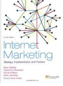 Internet Marketing book