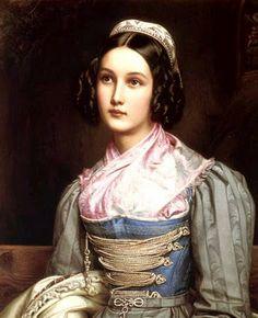 Marianna marquesa von florenzi was an italian noblewoman for Valet de chambre enfant