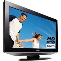 Sharp 26 inch HD Ready LCD Television Black The new LC26AD5E is a case in point. With the latest panel technology and a response time of only 6ms, the LC26AD5E offers a brighter and smoother picture than ever before. Thanks to a contrast ratio  http://www.comparestoreprices.co.uk/other-products/sharp-26-inch-hd-ready-lcd-television-black.asp