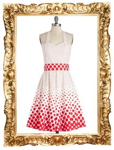 Ice Cream Sunday Dress - $99.99