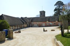 Manor Yard as it is today!