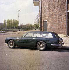 Aston Martin DB5 Radford Shooting Brake Estate,