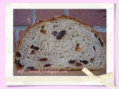 Хлеб с изюмом - Golden Raisin Bread | Выпечка хлеба и не только...