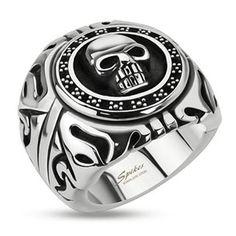 STR-0156 Stainless Steel Skull Shield Wide Cast Ring (11) Jinique http://www.amazon.com/dp/B00J8TTX20/ref=cm_sw_r_pi_dp_lNsBvb12NQ56B