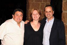 Essa é uma foto especial, com o nosso amigo José Luis Nucete!