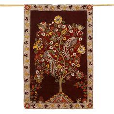 Kalamkari Tree Wall Hanging - Wall Hangings - Wall Décor - Products