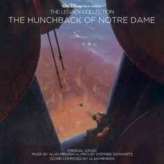 Custom artwork for 'The Hunchback of Notre Dame' in the style of Disney's The Legacy Collection. I used advertising art from the film for this one.