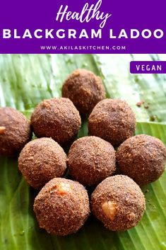 Healthy and Vegan Black Gram Ladoo with Easy Step by Step Pictures Quick Recipes, Vegan Recipes Easy, Indian Food Recipes, Black Gram, Idli Recipe, Clarified Butter Ghee, Cardamom Powder, Indian Sweets, English Food