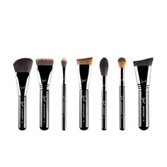 Shop Sigma's makeup brush sets to find a brush combination perfect for your makeup routine. From eye brush sets to face brush sets, Sigma has you covered! Highlighter Brush, Contour Brush, Concealer, Bronzer, Sigma Brushes, Eye Brushes, It Cosmetics Brushes, Cosmetic Brushes, Mac Cosmetics