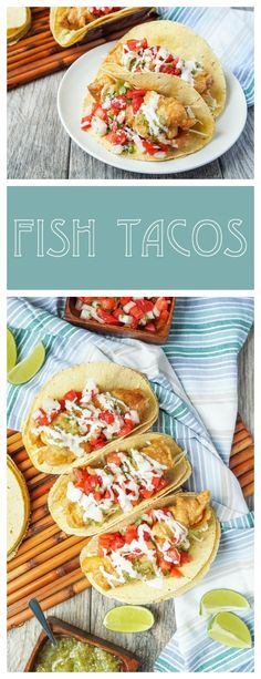 Fish Tacos from the #cookbook, L.A. Mexicano. #ad #fishtaco #fish #seafood #taco #mexico #mexican #la #losangeles #picodegallo #salsa