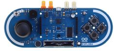 Arduino Uno Microcontroller base design with a whole bunch of sensors already built in.