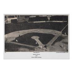 1918 World Series Print