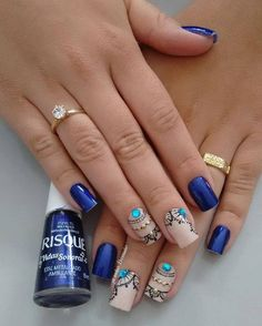 Mani Pedi, Manicure And Pedicure, Love Nails, Fun Nails, Ongles Beiges, August Nails, Dark Nails, Beautiful Nail Art, Cool Nail Designs