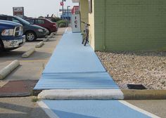 Accessibility Oversights: Unsafe Pathways to Retail Stores
