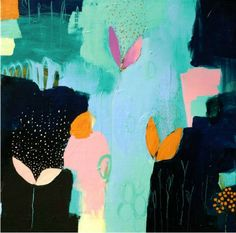 Flora Bowley via the velvet fantastic