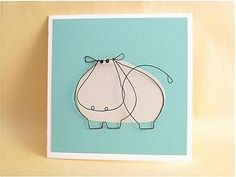 Who doesn't love a hippo? :)