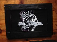 Amethyst Fish by Fillemjau on Etsy