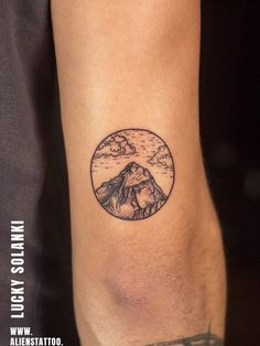 Best Travel Tattoo Ideas For Travelers | Aliens Tattoo