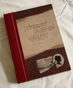 I am absolutely in love with this little Pride and Prejudice themed journal. Want!