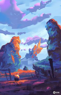 ArtStation - In the Apek, Andi Koroveshi