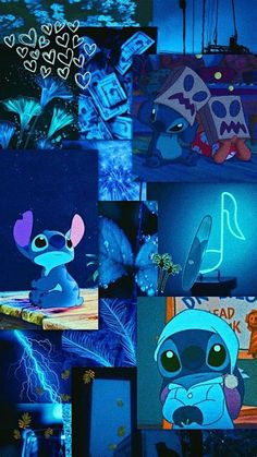 Cute Blue Wallpaper, Purple Wallpaper Iphone, Cartoon Wallpaper Iphone, Cute Disney Wallpaper, Cute Cartoon Wallpapers, Lilo And Stitch Drawings, Stitch Cartoon, Lilo Ve Stitch, Disney Stitch