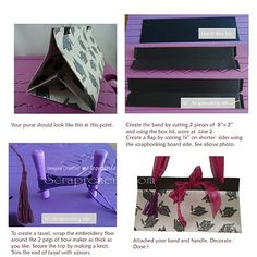 Cloth, Paper Crafts and More...: tutorials