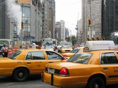 New York City Taxi - Columbus Circle