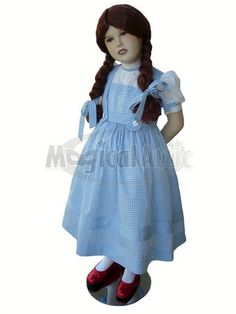 Custom Boutique DOROTHY of Wizard of Oz Girl's Costume Dress