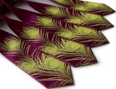 Ties.. Fancy!