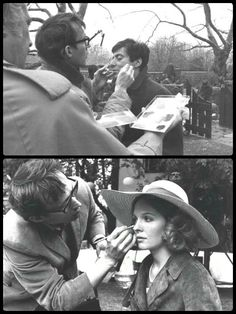 Pacino & Diane on the set of The Godfather. Corleone Family, 80s Icons, Godfather Movie, Diane Keaton, Fictional World, Great Movies, Classic Hollywood, Movie Tv, Behind The Scenes