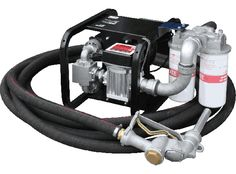 St200 with hose, auto nozzle, flow meter and filter