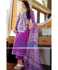 Gul Ahmed Lawn Collection 2015 - Pakistani Branded Dresses Online