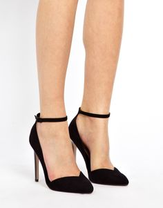 ASOS Prism High Heels #Refinery29
