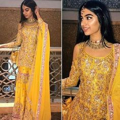 Wedding Outfit ideas for the Bride's Best friend straight from the stars - Bridesmaid's Dress ideas from Bollywood Celebs - Witty Vows Pakistani Wedding Outfits, Pakistani Dresses, Indian Dresses, Ethnic Outfits, Indian Outfits, Trendy Outfits, Red Lehenga, Lehenga Choli, Bridal Lehenga