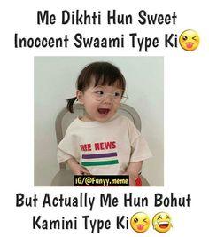 Funny School Jokes, Very Funny Jokes, Cute Memes, Really Funny Memes, Funny Quotes, Eid Quotes, Girly Attitude Quotes, Attitude Status, Happy Birthday Today