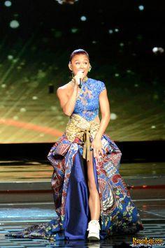 Agnes Monica Kebaya Panasonic Gobel Awards Performance Agnezmo Pga Agnezmocokebottle Agnez Mo