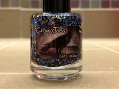 Crows Toes Nail Color Gomez