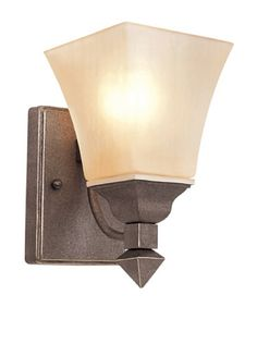 45% OFF TransGlobe 1 Light Wall Sconce