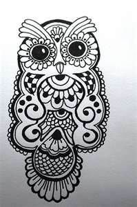 Image Search Results for cute owl tattoo designs