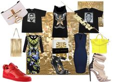 Attending .... Watch the Throne Tour, created by sandrakrim on Polyvore