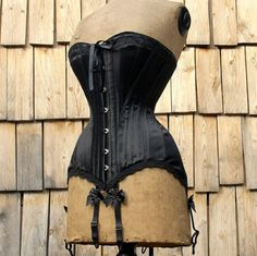 Corset. Not sure who by, LaBelle Fairy?